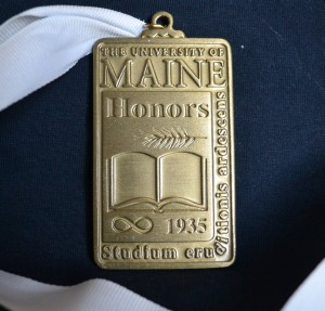 The Honors Medallion