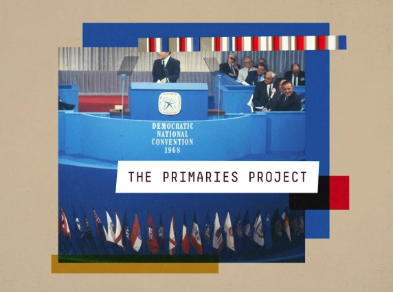 Logo for The Primaries Project from FiveThirtyEight