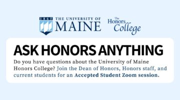 Ask Honors Anything for Prospective Students