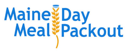 Maine Day Meal Packout Logo
