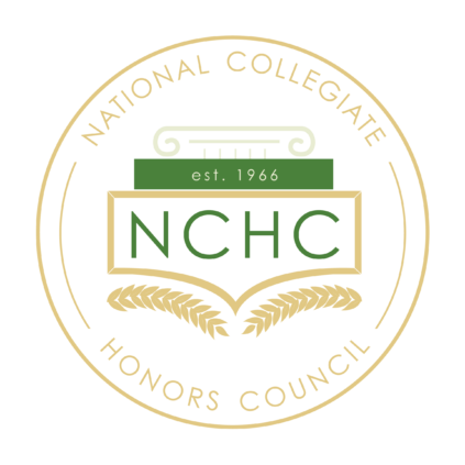 Logo for the National Collegiate Honors Council