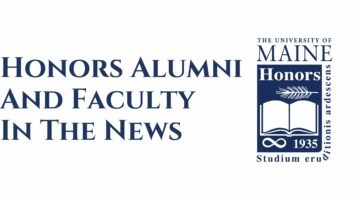 Honors Faculty and Alumni in the News